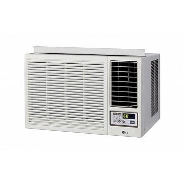 Lg 18 000 btu heat cool window air conditioner w remote for 18000 btu window air conditioners